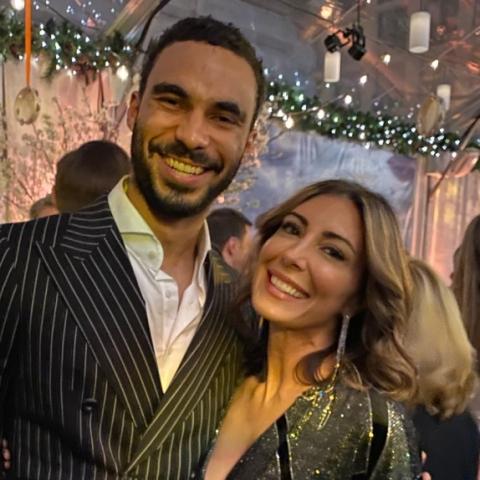 Aimée with Austin Scott